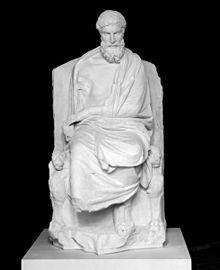 Epikur_Statue